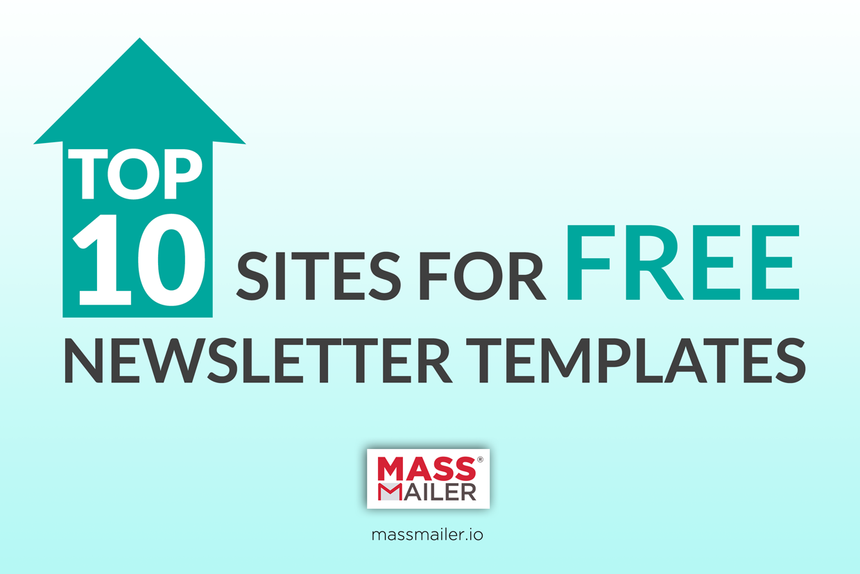 Top 10Sites For NewsletterTemplates